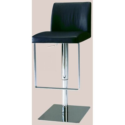 Chintaly Imports Adjustable Height Bar St..