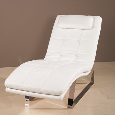 Chintaly Imports Corvette Chaise Lounge