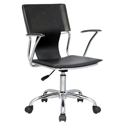 Chintaly Imports Mid Back Office Chair wi..