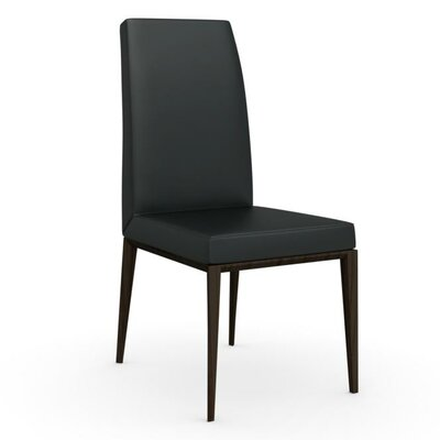 Calligaris Bess High Backed Wooden Side Chair