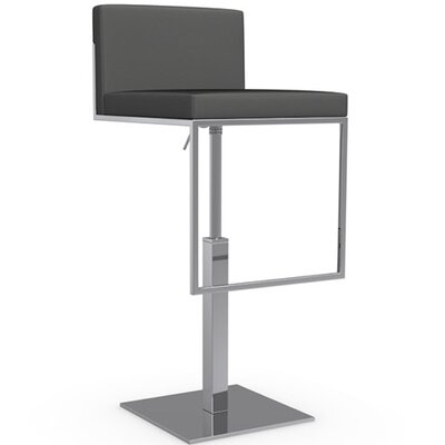 Calligaris Even Plus Adjustable Height Swivel Bar Stool
