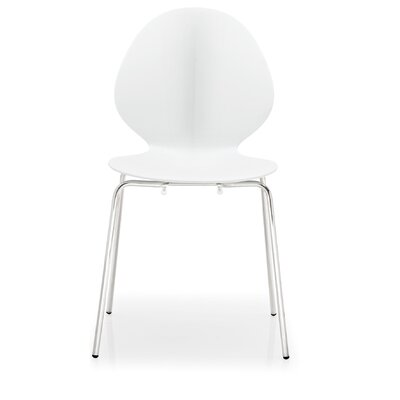 Calligaris Basil Armless Stacking Chair