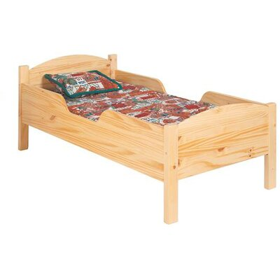 Little Colorado Traditional Convertible Toddler Bed