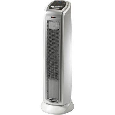 lasko ceramic watt portable electric fan tower heater with thermostat u0026 reviews wayfair - Lasko Heaters