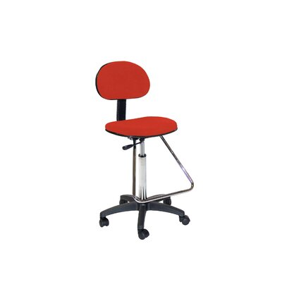 Martin Universal Design Height Adjustable Drafting Seating with Low Back