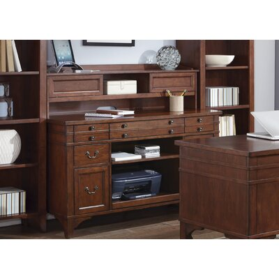 Liberty Furniture Keystone Jr Executive Credenza Desk