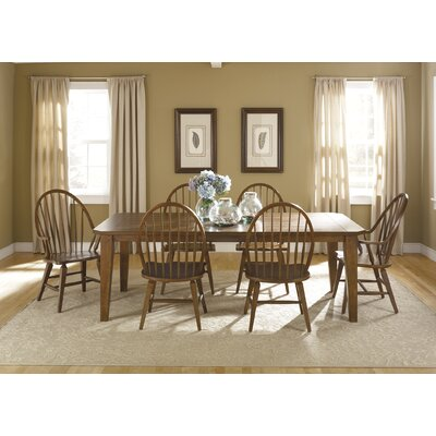 Liberty Furniture Hearthstone 7 Piece Dining Set Image