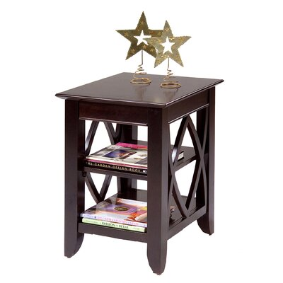 Charlton Home Bayridge  End Table