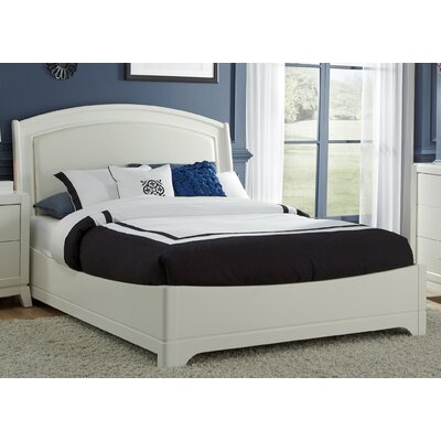 Liberty Furniture Upholstered Platform Bed