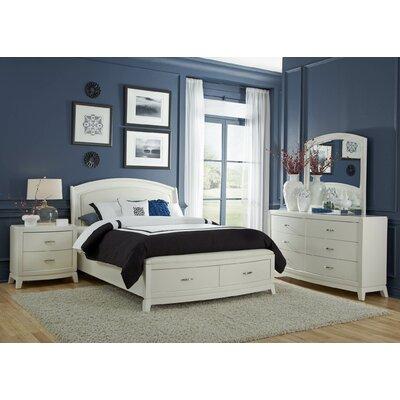 Liberty Furniture Avalon Storage Platform Customizable Bedroom Set