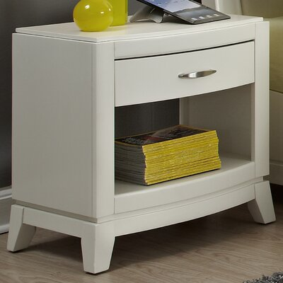 Liberty Furniture Avalon 1 Drawer Nightst..