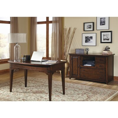 Liberty Furniture Leyton 2-Piece Office Desk Suite