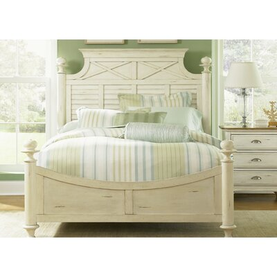 Bay Isle Home Duval Panel Bed