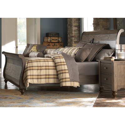 Liberty Furniture Solid Living Sleigh Bed