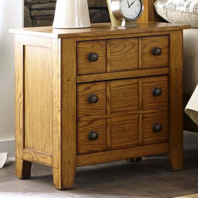 Liberty Furniture 2 Drawer Nightstand