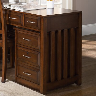 Liberty Furniture Hampton Bay 2-Drawer Vertical File