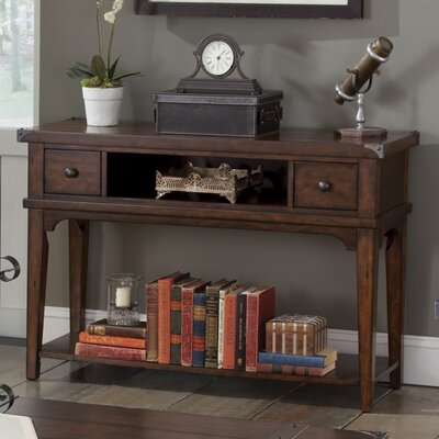 Darby Home Co Acadian Console Table