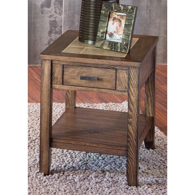 Loon Peak East Pleasant View Chairside Table