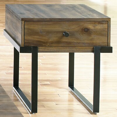 Brayden Studio Remer End Table