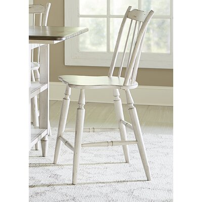 Lark Manor Maelly Counter Height Side Chair