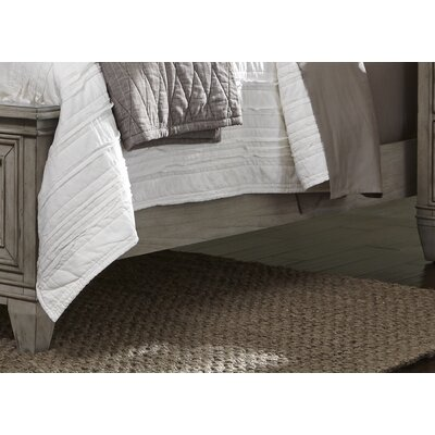 August Grove Grace Panel Bed Rails