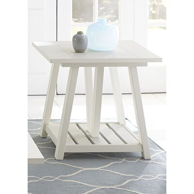 Beachcrest Home Kendall Green End Table