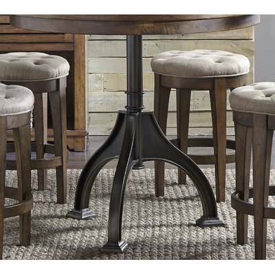 Trent Austin Design Brownwood Counter Height Dining Table Base