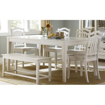 Beachcrest Home 6 Piece Dining Set