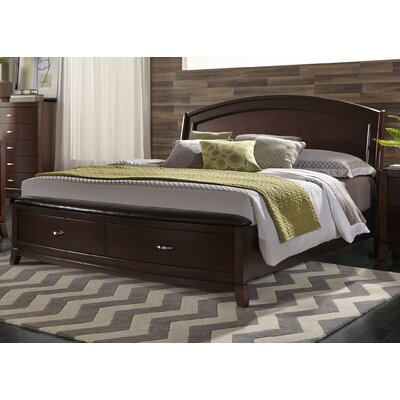 Darby Home Co California king Storage Platform Bed