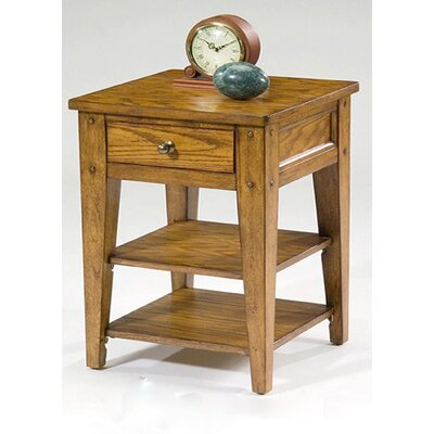 Liberty Furniture Lake House Chairside Table
