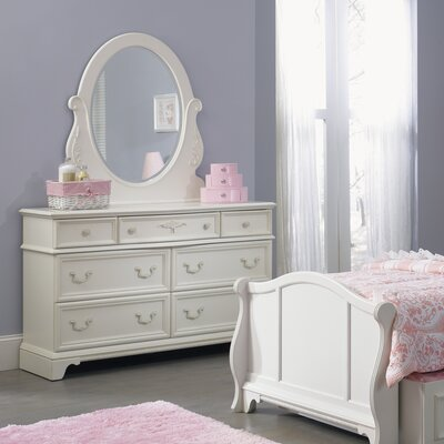 Viv + Rae Choate 7 Drawer Double Dresser