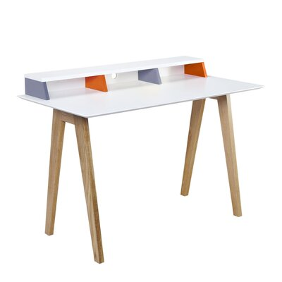 Diamond Sofa Tangent Writing Desk