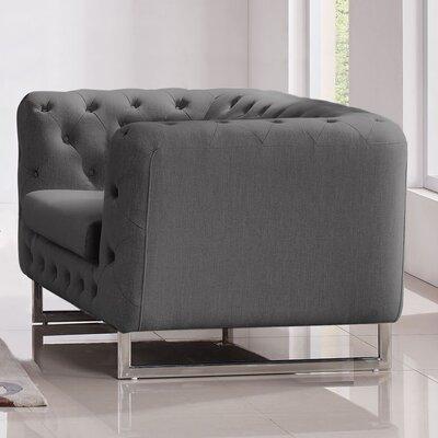 Diamond Sofa Catalina Tufted Tub Chair