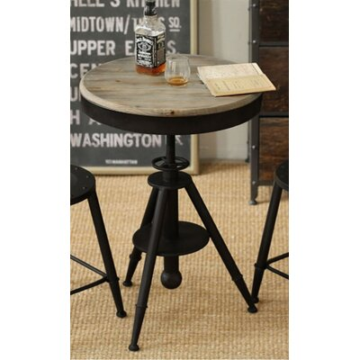 Diamond Sofa Douglas Adjustable Height Pub Table