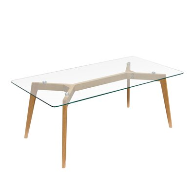 Diamond Sofa Monarch Dining Table