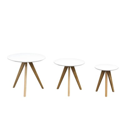 Diamond Sofa Sprout 3 Piece Nesting Tables