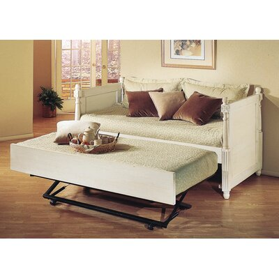Alligator Monterey French Daybed with Pop-Up
