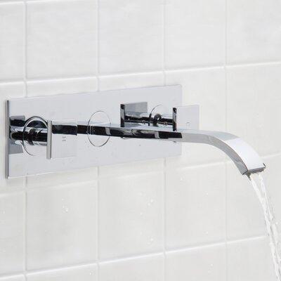 Vigo Bathroom Faucets vigo titus wall mount bathroom faucet & reviews | wayfair