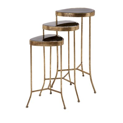 House of Hampton Douglas 3 Piece Nesting Tables