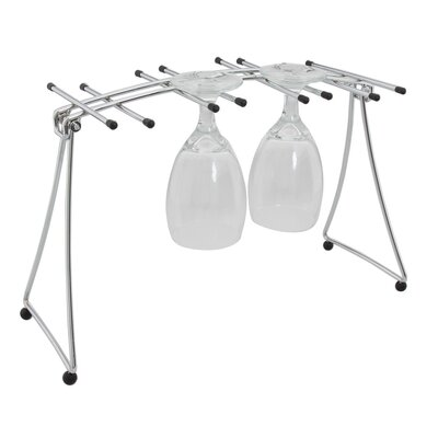 Oenophilia Fusion Tabletop Wine Glass Rack