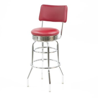 Regal New Retro Express Swivel Bar Stool