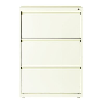 CommClad 3-Drawer Lateral File Image