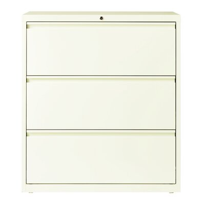 CommClad 3-Drawer Lateral File