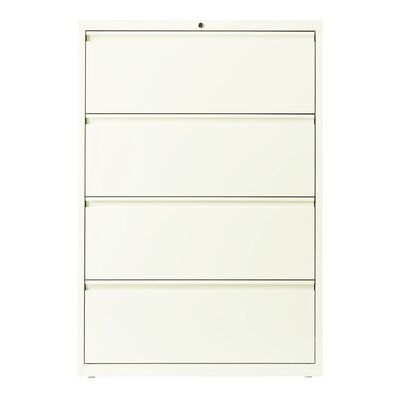 CommClad 4-Drawer Lateral File