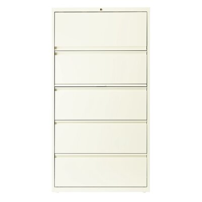 CommClad 5-Drawer Lateral File with Binde..