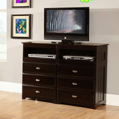 Viv + Rae Kaitlyn 6 Drawer Media Chest