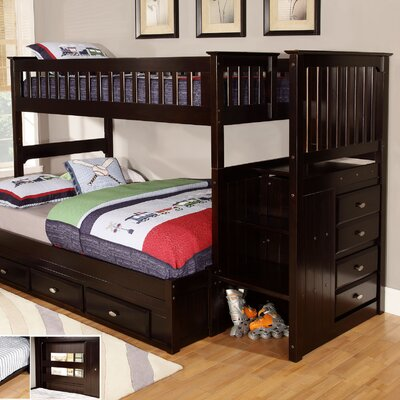 Viv + Rae Kaitlyn Twin over Full Bunk Bed