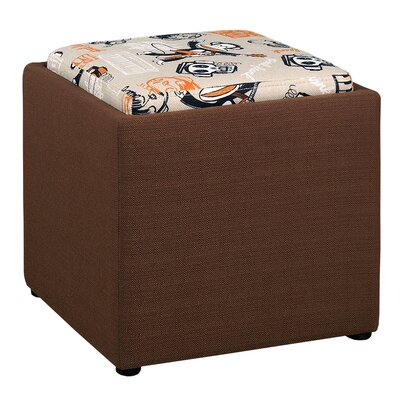 Najarian Furniture Paul Frank Cube Ottoman