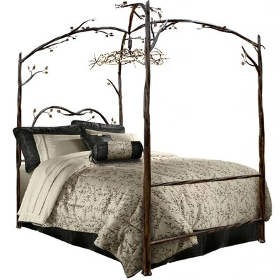 Stone County Ironworks Enchanted Canopy Bed