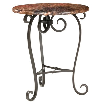 Stone County Ironworks Stratford End Table